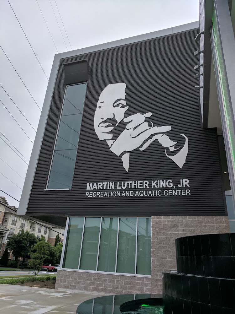 Martin Luther King Jr Recreation Center And Aquatic Center